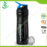 1000ml Protein Shaker Bottle with Ss Ball