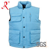 Winter Warmer Polyester Vest for Outdoor (QF-801)
