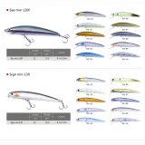 New Design High Quality Hard Bait Minnow Fishing Lure