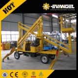 Self-Propelled Telescopic Boom Lift Sjy0.3-4 High Quality