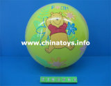 "15"" Ball Plaastic Toys Promotional Top Quality Inflatable PVC Beach Ball"