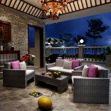 Modern Trend Rattan Sofa Outdoor Leisure Garden Sofa S351