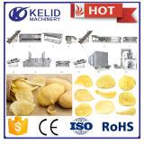 New Design Overseas Engineers Potato Chips Machinery