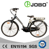 Jobo 700c City Bike Electric Bicycle with Crank Motor