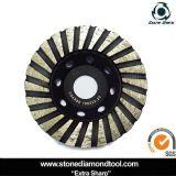 Turbo Steel Cup Grinding Wheel/Diamond Disc