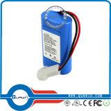 Long Cycle Life 3.7V 6000mAh 18650 Battery Pack