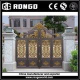 Custom Villa Aluminium Swing Main Entrance Gate