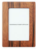Luxury Wooden Photo/Picture Frame with Stand