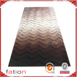 High Quality Gradient Colors Area Rugs Polyester Shaggy Carpets