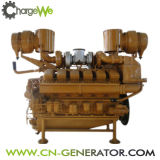 ISO 9000 Diesel Engine Generator Sets with Gas/Electric Motor