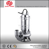 Stainless Steel Qw Submersible Pump of 2inch