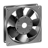 Aluminum Housing Plastic Impeller DC13538 Axial Fan