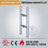 Stainless Steel Glass Door Pull Handle with UL Certificated