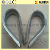 32mm Custom Carbon Steel Heavy Wire Rope Thimble