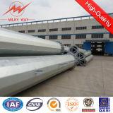 Hot Sale Galvanized Q345 Steel Pole 6m, 10m, 12m, 15m for Electric Pole