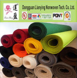 Colored Polyester Felt Fabric Polyester Needle Felt
