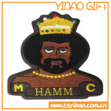 Embroidery Fabric Garment Badge Patch Emblem for Clothing (YB-pH-13)