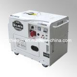 Air-Cooled Silent Type Diesel Generator Set Three Phase (DG5500SE3)