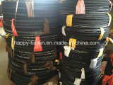 Super Flexible High Pressure Hose/ Hydraulic Rubber Hose/ Oil Hose
