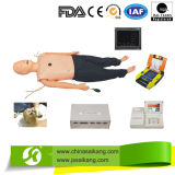 Advanced Computer Controlled CPR Training Manikin for Comprehensive Emergency Skills Training