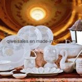 Jingdezhen Porcelain Tableware Dinnerware Kettle Set (QW-833)