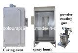 Small Manual Powder Coating Line