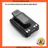 Two Way Radio Battery Bp227 for Icom IC-F50/51/61/M87/M88