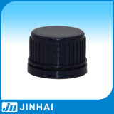Plastic Black Ordinary Screw Bottle Cap