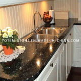 Quartzite Cultured Marble Soapstone Solid Surface Vanity Countertops for Bathroom/Kitchen