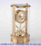 Customize Creative Shape Metal Table Clock K5002g