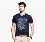 2016 Hot Sale Short Sleeve 100%Cotton Printed T-Shirt