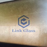 2mm-12mm Acid Etched Frosted Glass with Ce SGS
