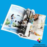 Printing Service, Soft Cover Book Printing, Magazine Printing (OEM-MG006)