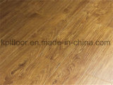 AC4 HDF Laminated Flooring Glossy Surface