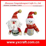 Christmas Decoration (ZY15Y040-1-2) Christmas Cookie Containers