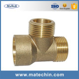 OEM Customized High Precision Copper Forging Brass Forged Pipe Fittings