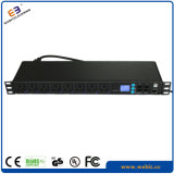 Intelligent Monitored PDU with Remote Control