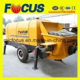 Good Performance Diesel Engine 88m3/H Trailer Concrete Pump with Comptetive Price