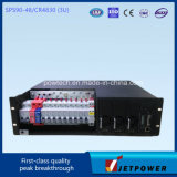 Subrack 3u 220VAC/48VDC 90A Rectifier System