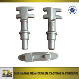 Customized Cast Iron Exhaust Pipe by Shell Coated Sand Casting