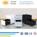 Customized High Quality 3 Drawer Mobile Pedestalcabinet/Movable File Cabinet