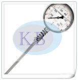 Sillicon Oil-Filled Digital Fever Temperature Bimetal Thermometer