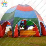 Giant En15649 Oxford and PVC 8m Diameter Inflatable Tent