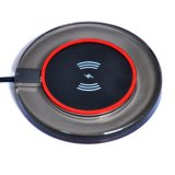 Universal Qi Wireless Charger Pad for Smartphone and New iPhone 8 Charger Pad