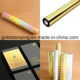 Hot Stamping Foil Aluminum Film for Cards / Labels