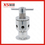 Stainless Steel SS304 SS316L Adjustable Breather Valve
