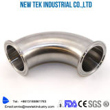 Tri Clamp 90 Degree Elbow Stainless Steel