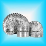 Non-Insulated Aluminum Flexible Ventilation Air Ducts