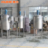 Stainless Steel Ketchup Emulsifying Mixing Tank (2 motors)