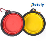 Silicone Pet Puppy Supply Product Dog Bowl